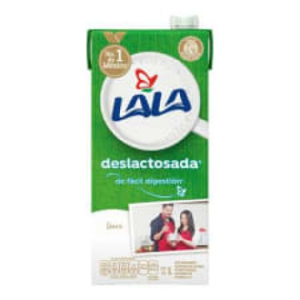 Oferta de Leche Lala deslactosada 1 l por $23.3