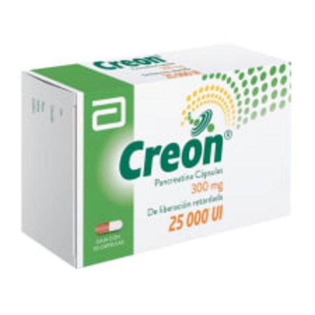 Oferta de Creon 300 mg 30 cápsulas por $635