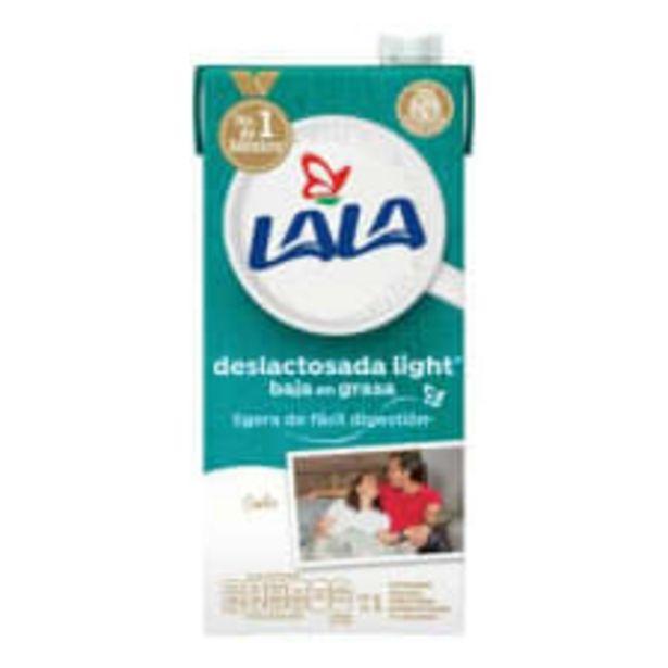 Oferta de Leche Lala deslactosada light baja en grasa 1 l por $22.6