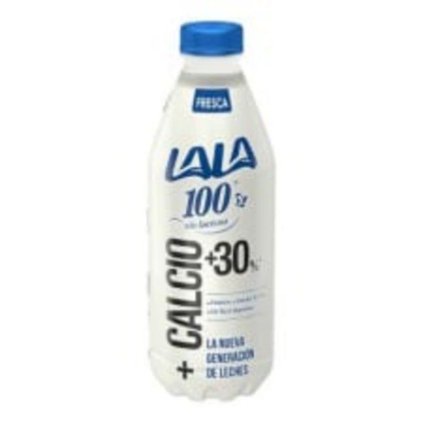 Oferta de Leche fresca Lala 100 sin lactosa reducida en grasa con +calcio 1 l por $26.5