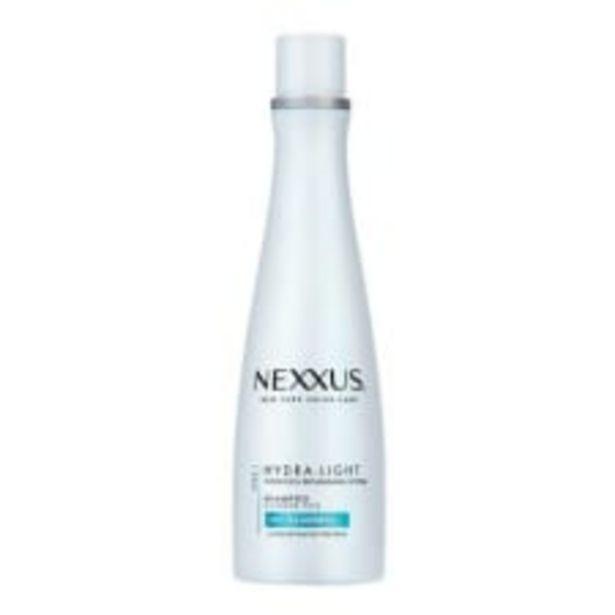 Oferta de Shampoo Nexxus hydra light deep sea minerals 400 ml por $200