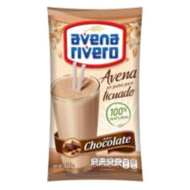 Oferta de Polvo para preparar bebida de avena Rivero sabor chocolate 400 g por $25