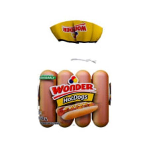 Oferta de Pan para hot dogs Wonder 8 pzas por $24.75