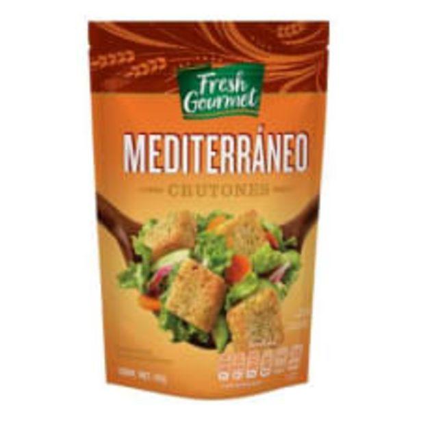 Oferta de Crutones Fresh Gourmet mediterráneo 142 g por $39.9