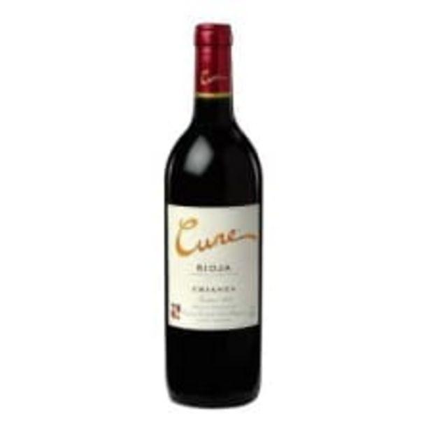 Oferta de Vino Tinto Cune Rioja Crianza 750 ml por $238