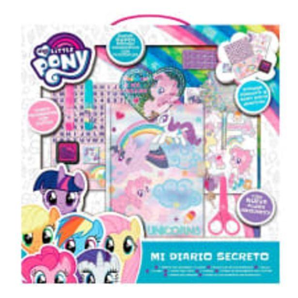 Oferta de Diario Secreto Hasbro My Little Pony 12813A por $125