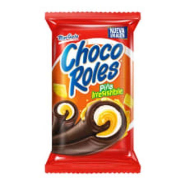 Oferta de Chocoroles Marinela sabor piña 67 g por $18