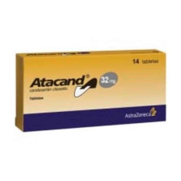 Oferta de Atacand 32 mg 14 tabletas por $930
