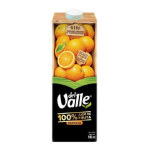Oferta de Jugo de naranja Del Valle 946 ml por $24.9