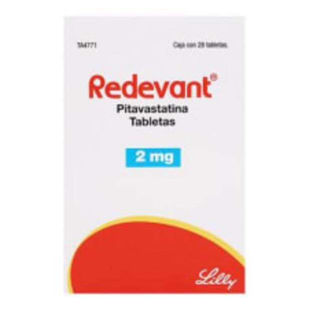 Oferta de Redevant 2 mg 28 tabletas por $711