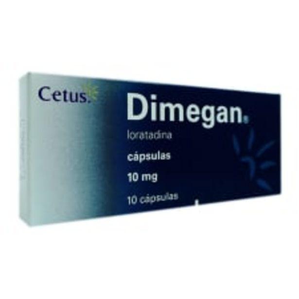 Oferta de Dimegan cápsulas 10 pzas de 10 mg c/u por $235