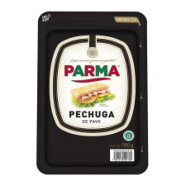 Oferta de Pechuga de pavo Parma 180 g por $99.5