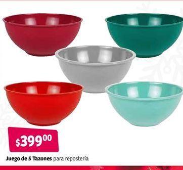 Oferta de Tazón por $399
