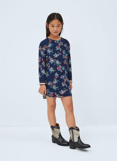 Oferta de GINA FLORAL STRAIGHT DRESS por $1750