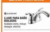 Oferta de Llaves de agua Glacier Bay por