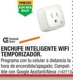 Oferta de Enchufe Inteligente Wifi por