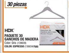 Oferta de Gancho HDX por