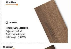 Oferta de Piso de madera Lamosa por
