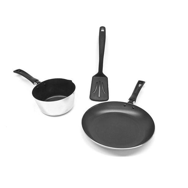 Oferta de Ekco Batería de Cocina 3 Piezas por $349.99