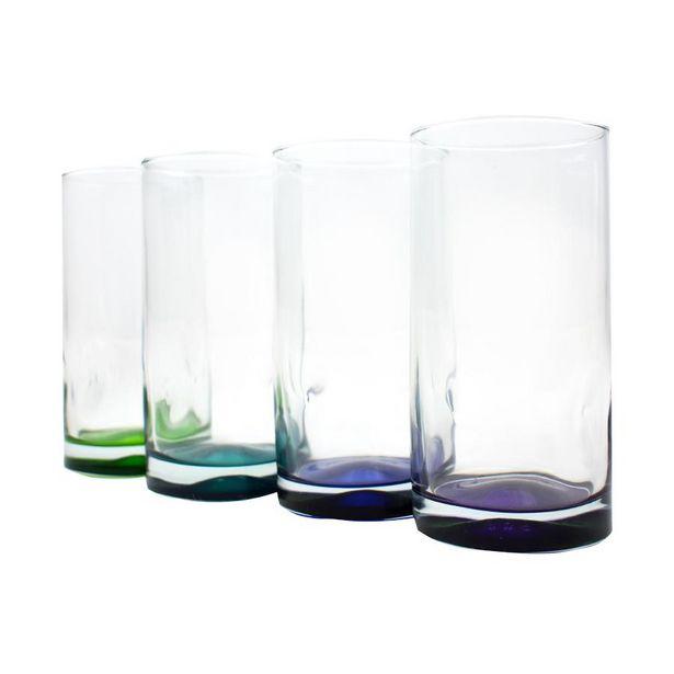 Oferta de Libbey Set de 4 Vasos Impressions 495ml por $69.99
