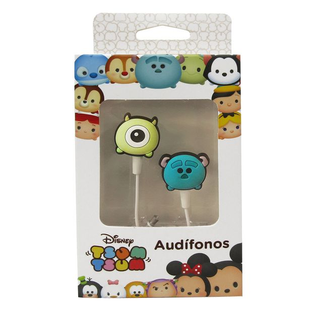 Oferta de Set de Audífonos Mike y Sully por $34.99