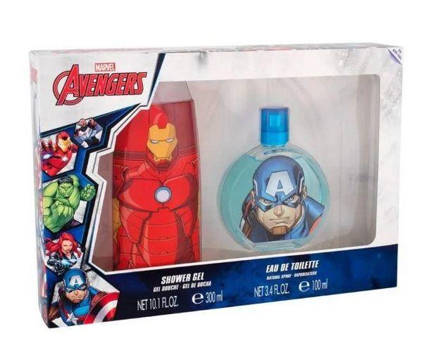 Oferta de Set Fragancia Capitán America Niño 2 piezas por $299.99