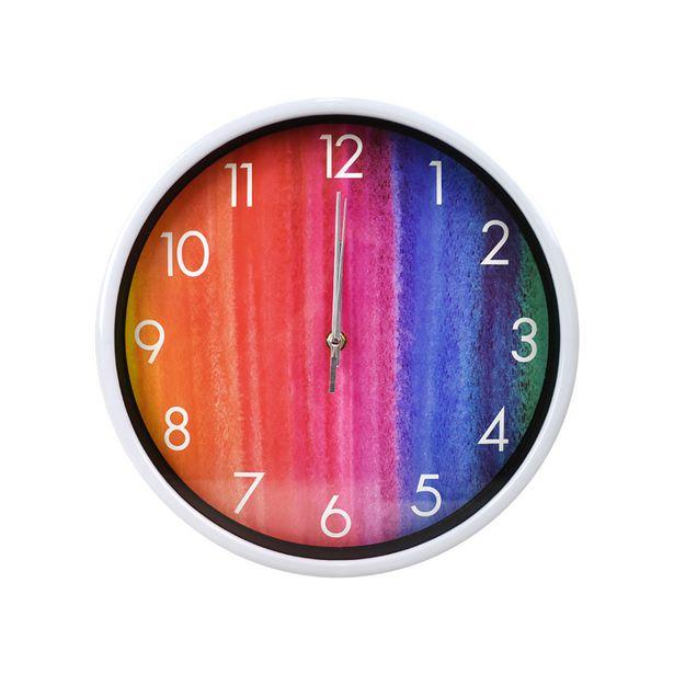 Oferta de Reloj de pared Arcoiris por $69.99