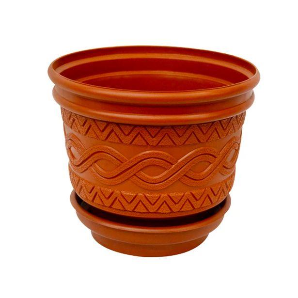 Oferta de Maceta Azteca por $39.99