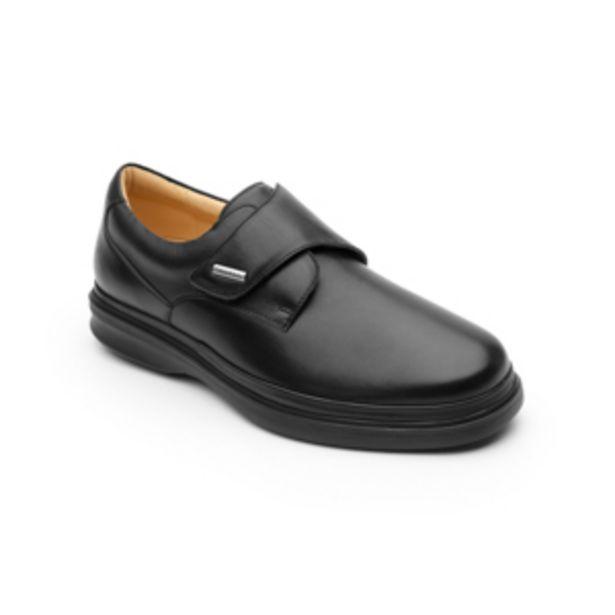 Oferta de Zapato Clásico Quirelli Con Piel De Borrego Para Hombre - Estilo 700804 Negro por $1