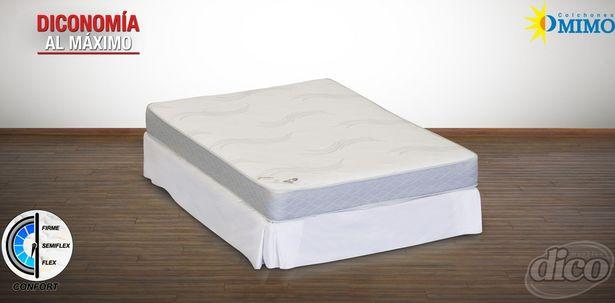 Oferta de Colchón Mimo Matrimonial Wind por $3059.1