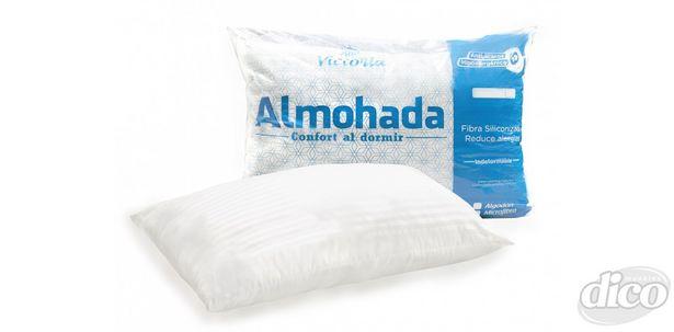 Oferta de Almohada Microfibra Victoria por $399