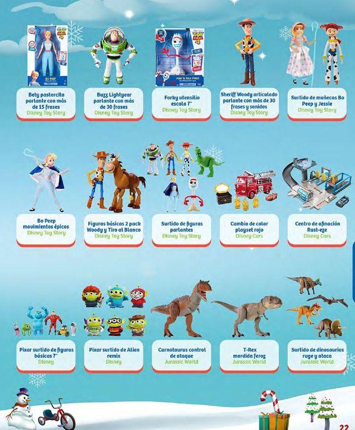 Oferta de Figuras de acción Toy Story 4 por