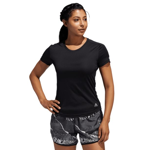 Oferta de New Playera adidas Correr Run It Mujer por $287.52