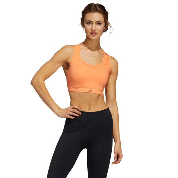 Oferta de New Sujetador Deportivo Adidas Fitness Circuit Mujer por $399.6