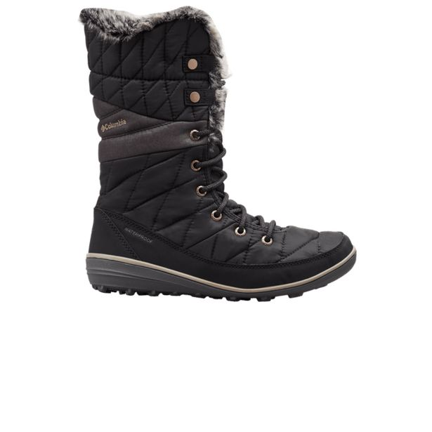 Oferta de New Bota Columbia Campismo Heavenly Shorty Omni-Heat Lace Up Mujer por $3009.3