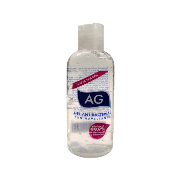 Oferta de New Gel Antibacterial AG Casual 125 ml por $39.2