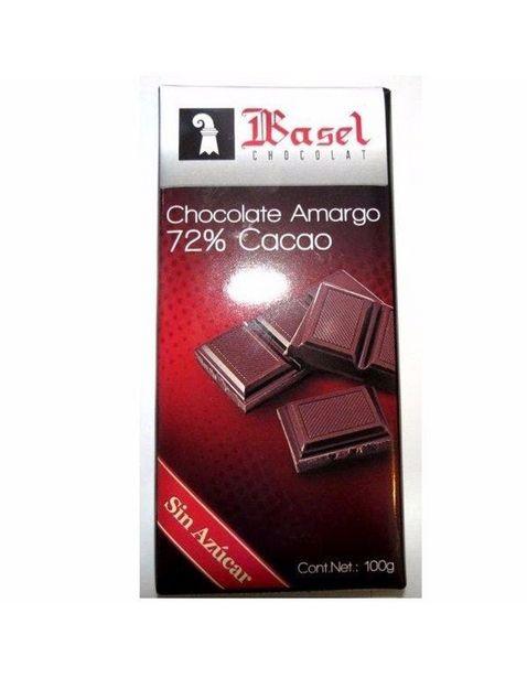 Oferta de Chocolates Basel Sin Azuca Varios Sabores -100 g por $122