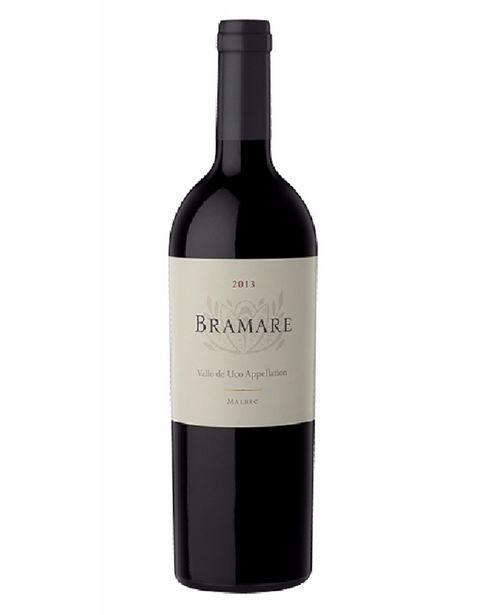 Oferta de Vino Tinto Bramare Valle de Uco Malbec - 750 ml por $1190.64