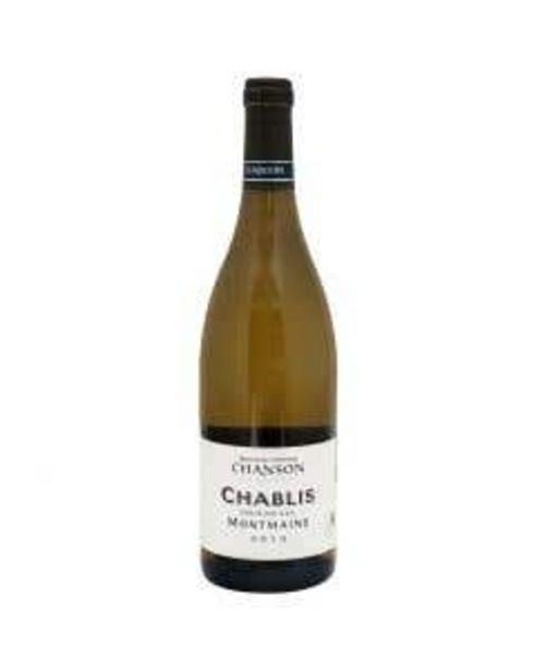 Oferta de Vino Blanco Domaine Chanson Premier Cru Montmains - 750 ml por $1699