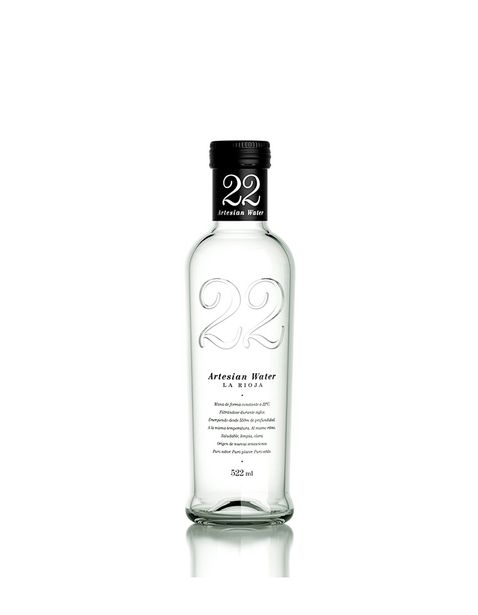 Oferta de Agua Mineral Natural 22 - 522 ml por $36.4