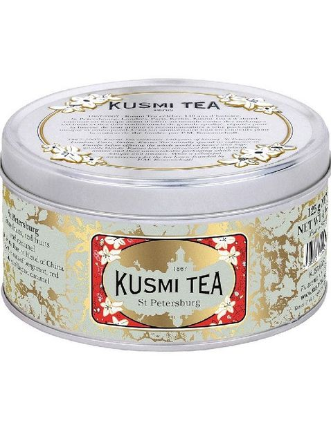 Oferta de Te Kusmi Tea St Petersburg - 125 g por $302.5