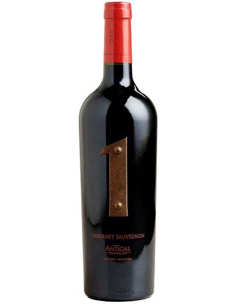 Oferta de Vino Tinto Antigal Cabernet Sauvignon - 750ml por $365.15