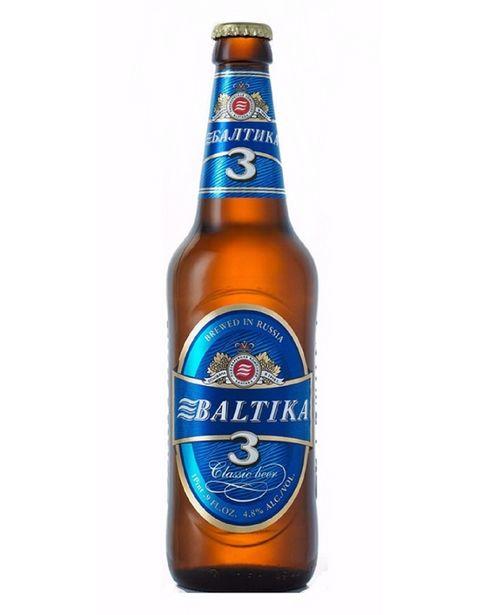 Oferta de Cerveza Baltika 3 - 450 ml por $38.46