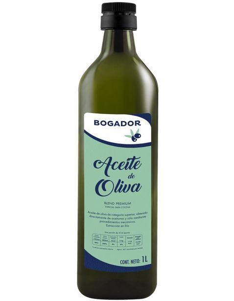 Oferta de Aceite de Oliva Blend Premium Bogador  - 1lt por $99.9