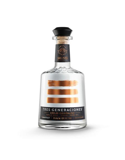 Oferta de Tequila Tres Generaciones añejo Cristalino - 750 ml por $592.45