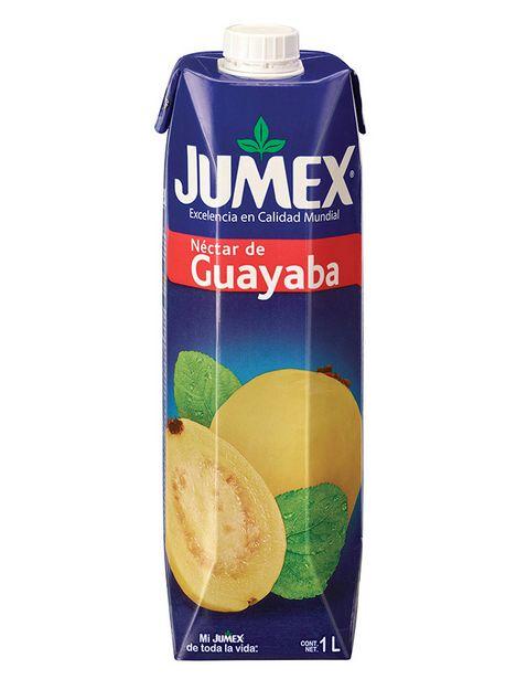 Oferta de Jumex tetrabrik pisma néctar de guayaba-1lt por $20.6