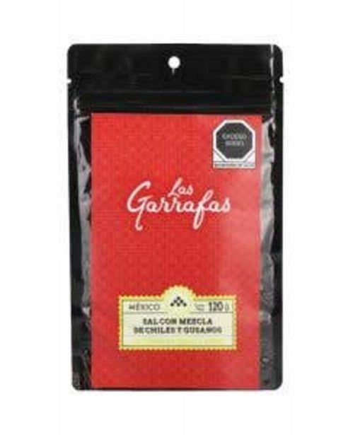 Oferta de Sal De Gusano Chile/Lim Las Garraf 120G por $115
