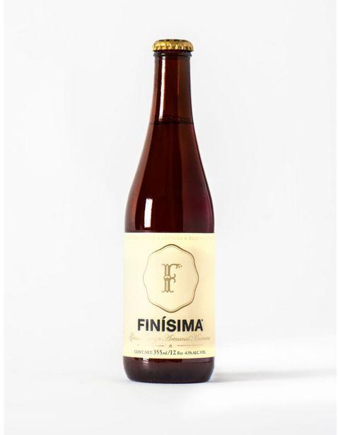 Oferta de Cerveza Artesanal Finísima Ale Dorada estilo Belga - 355ml por $45.35