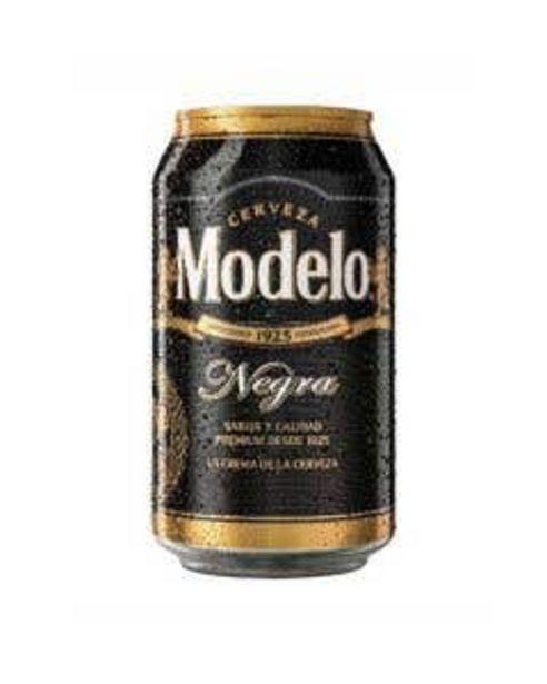 Oferta de Cerveza Negra Modelo Bot - 355 ml por $16