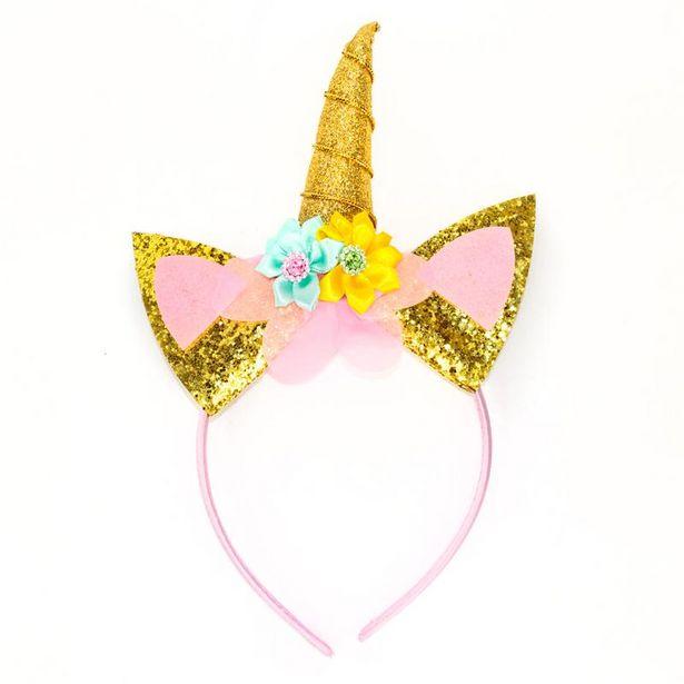 Oferta de Diadema de Unicornio para Fiesta por $46.99